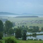 THP Tage 2012: der Tag beginnt mit einem Blick aus dem Fenster