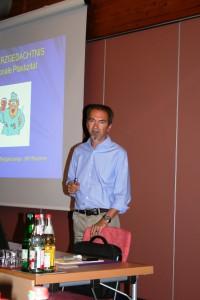 Dr. Andreas Zohmann - Neurologie spannend erklärt (Foto: Olhöft)