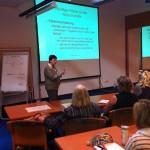 Vortrag Thema Geburt: Dr. med. vet. Heidi Kübler THP Tage 11