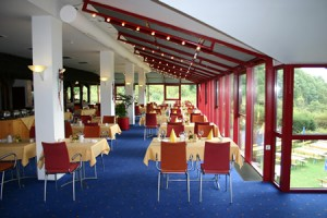 Restaurant Wintergarten im Hotelpark Hohenroda