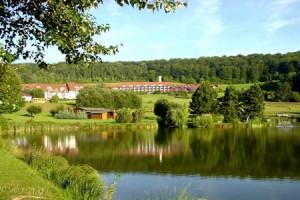 Umgebung Hotelpark Hohenroda